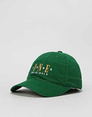 Route One Originals Cap - Forest Green