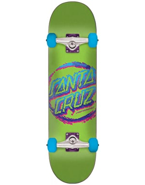 Santa Cruz Throwdown Complete Skateboard - 7.75