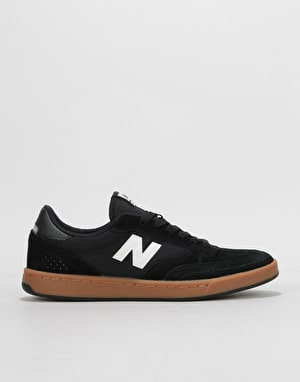 New Balance Numeric 440 Skate Shoes - Black/Gum
