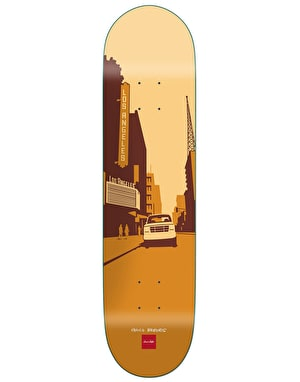 Chocolate Brenes City Series Skateboard Deck - 8.25