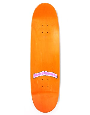 Blind Mariano High Guy Neon FUBK HT Skateboard Deck - 9