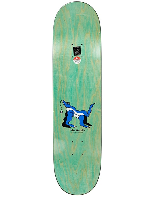 Polar Brady Living Room Skateboard Deck - 8.25""