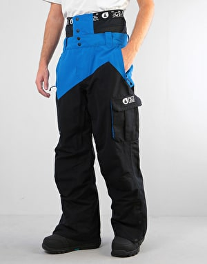 Picture Styler 2019 Snowboard Pants - Black/Blue