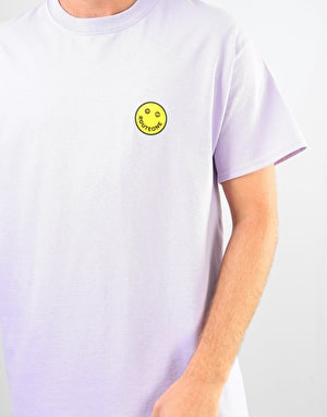 Route One Emoticon T-Shirt - Orchid