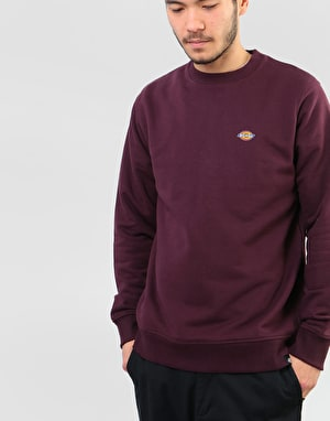 Dickies Seabrook Sweatshirt - Maroon