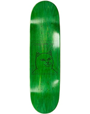 RIPNDIP Nerm Of The Year Skateboard Deck - 8