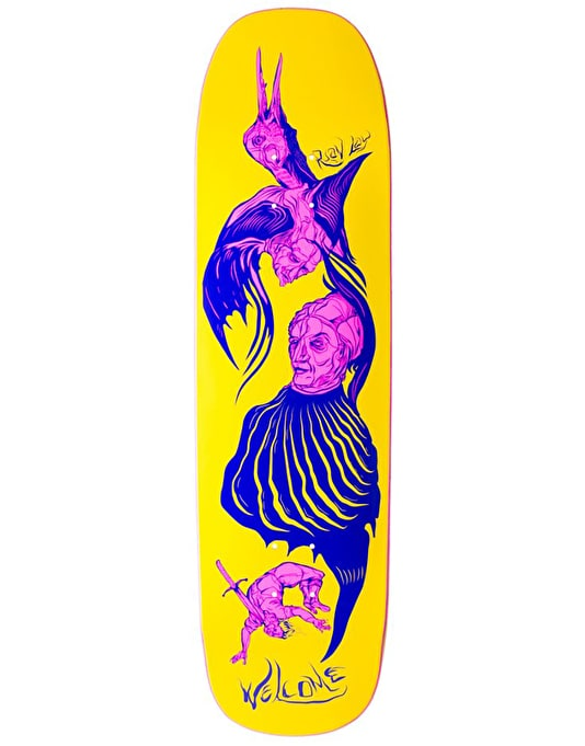 """Welcome Lay Isobel on Stonecipher Skateboard Deck - 8.6"""""""