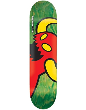 Toy Machine Vice Monster Skateboard Deck - 8.25