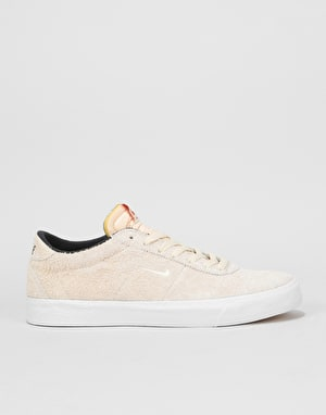 Nike SB Zoom Bruin Skate Shoes - Light Cream/Light Cream-Black-Gum