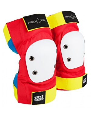 Pro-Tec Street Junior Elbow Pads - Retro