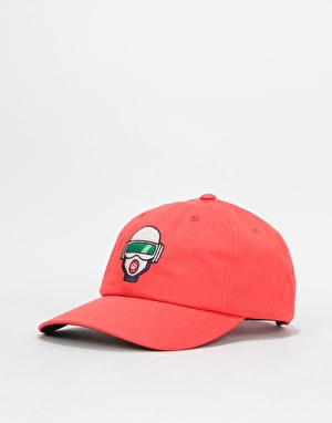 Primitive x Rick & Morty Gwen Dad Cap - Red