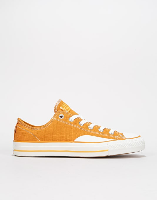 Converse Chuck Taylor All Star Pro Ox Skate Shoes - Turmeric Gold Vint  3ba5b0ae4f