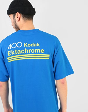 Girl x Kodak Ektachrome T-Shirt - Carolina Blue