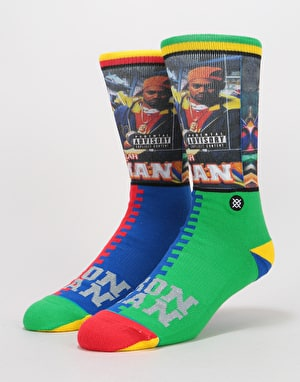 Stance x Wu Tang Ghostface Killah Classic PiqueSocks - Multi