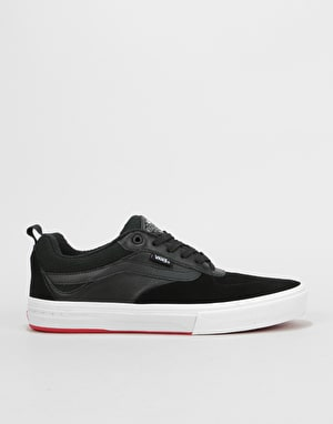 Vans Kyle Walker Pro Skate Shoes - Black/Red