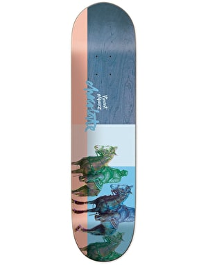 Chocolate Alvarez City Cowboys Skateboard Deck - 8