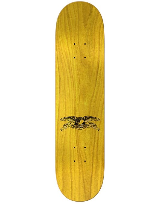 Anti Hero BA Feather Daddy Skateboard Deck - 8.75""