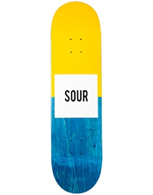 Sour Pill Skateboard Deck - 8.25