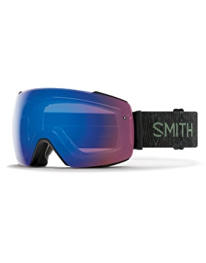 Smith I/O Mag 2019 Snowboard Goggles - Jake Blauvelt/Storm Rose Flash