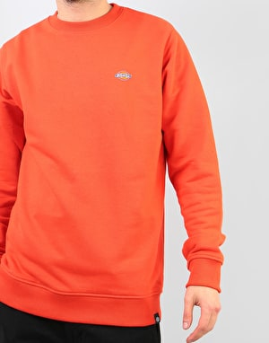 Dickies Seabrook Sweatshirt - Orange
