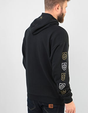 Brixton x Independent Shine Pullover Hoodie - Black