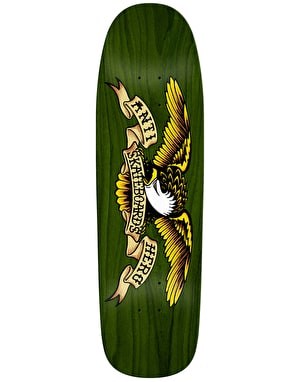 Anti Hero Shaped Eagle Skateboard Deck - 9.56