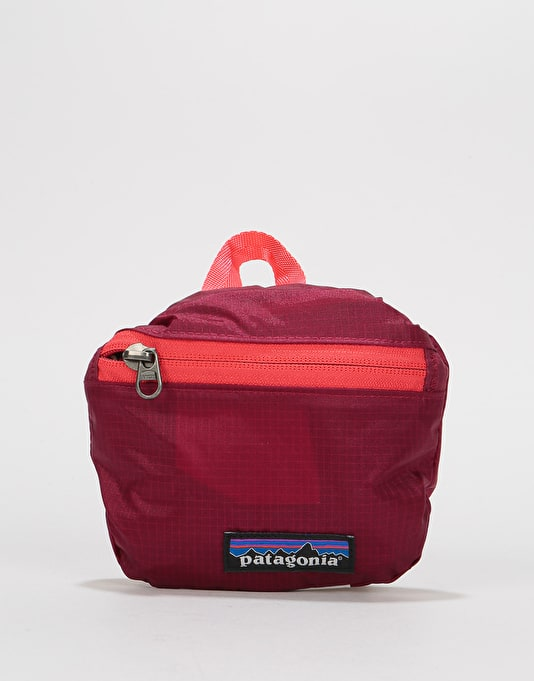 Patagonia Lightweight Travel Mini Cross Body Bag - Arrow Red