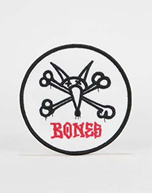 Powell Peralta Vato Rat Patch - Multi
