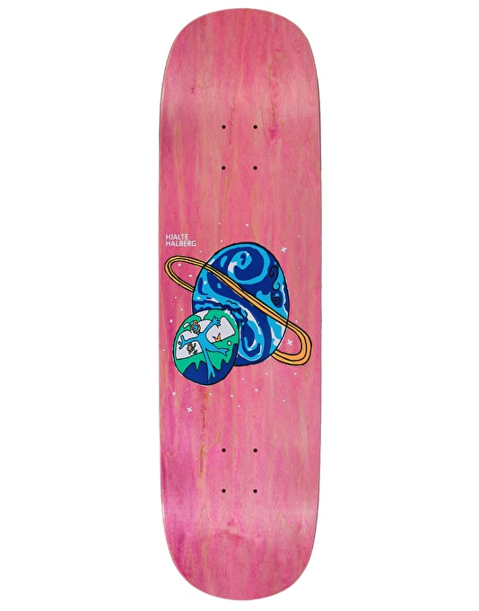 Polar Halberg Planet Emile Skateboard Deck - P2 Shape 8.5""
