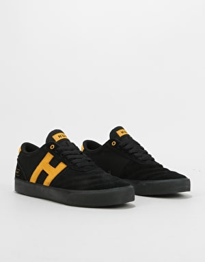 HUF Galaxy Skate Shoes - Black