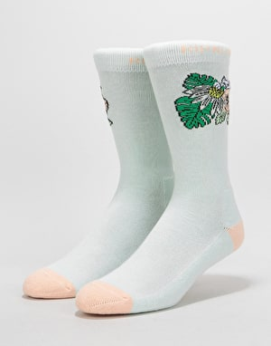RIPNDIP Tropicalia Socks - Blue