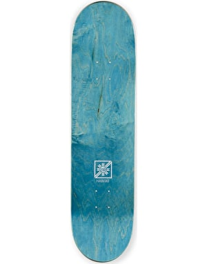 Habitat Ellipse Skateboard Deck - 8.125