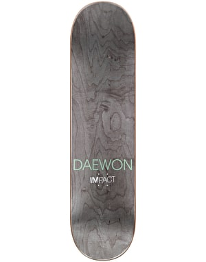 Almost Daewon Impact Unknown Impact Support Skateboard Deck - 8.25