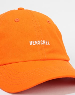 Herschel Supply Co. Sylas Cap - Vermillion Orange