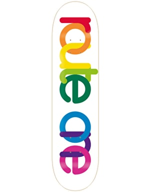 Route One Spectrum Skateboard Deck - 8