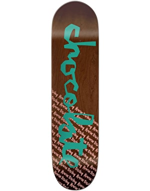 Chocolate Tershy The Original Chunk Skateboard Deck - 8.5