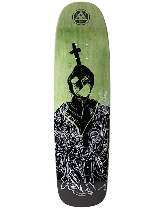Welcome American Idolatry on Son of Golem Skateboard Deck - 8.75""