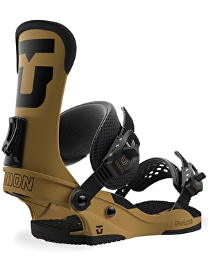 Union Force 2019 Snowboard Bindings - Sand