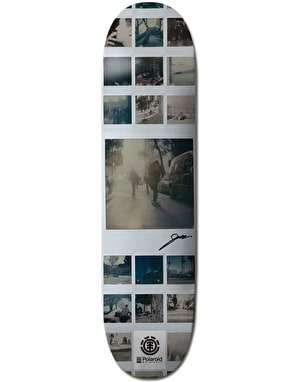 Element x Polaroid Jaakko Skateboard Deck - 8.2