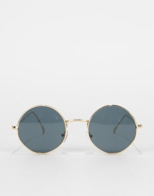 Glassy Sunhater Mayfair Sunglasses - Gold
