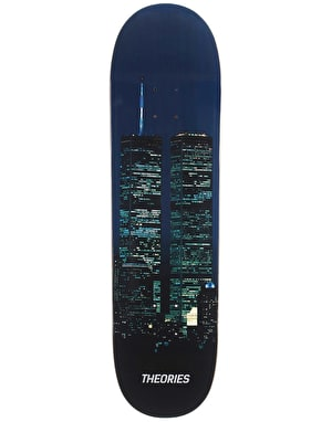Theories WTC Skateboard Deck - 8.5