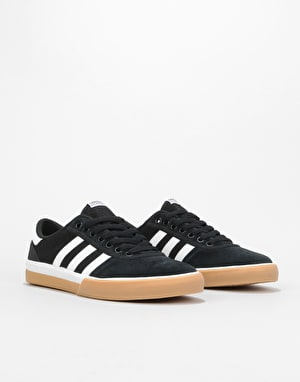 Adidas Lucas Premiere Skate Shoes - Black/White/Gum