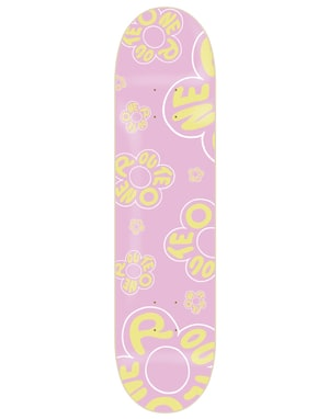 Route One In Bloom Skateboard Deck - 8