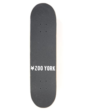 Zoo York Photo Incentive Complete Skateboard - 7.5
