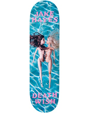 Deathwish Hayes Plastic Surgery Skateboard Deck - 8.25