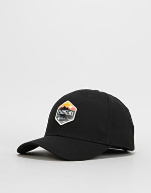Element Camp II Cap - Original Black