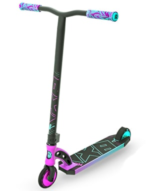 Madd MGP VX8 Pro Scooter - Pink/Teal