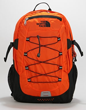 The North Face Borealis Classic Backpack - Persian Orange/TNF Black