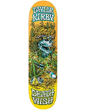 Deathwish Kirby Buried Alive Skateboard Deck - 8.25