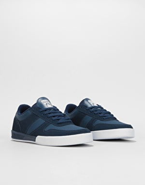 éS Contract Skate Shoes - Navy/White